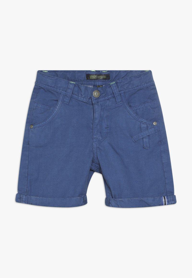 Lemon Beret - SMALL BOYS BERMUDA - Shorts - princess blue