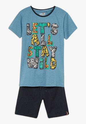 SMALL BOYS SET - Pyjama - blue heaven