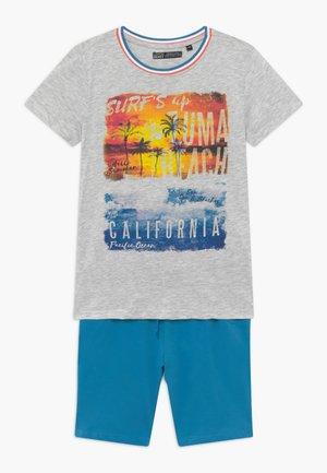 TEEN BOYS BERMUDA SET  - Pantaloni sportivi - light grey