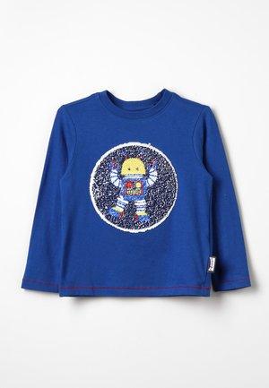 SMALL BOYS - Longsleeve - galaxy blue
