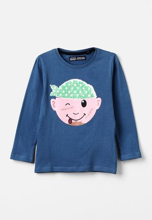 SMALL BOYS  - Långärmad tröja - blue stone