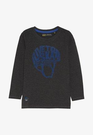 SMALL BOYS  - Langærmede T-shirts - anthracite melange