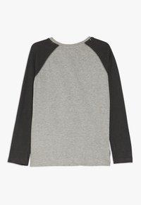 Lemon Beret - SMALL BOYS  - Long sleeved top - grey melange - 1