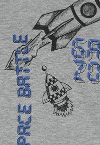 Lemon Beret - SMALL BOYS  - Långärmad tröja - grey melange - 4