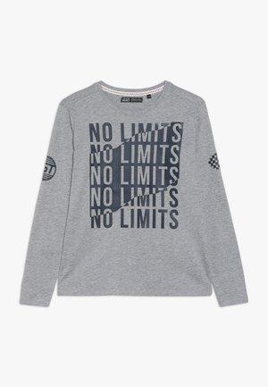 TEEN BOYS  - Pitkähihainen paita - grey melange