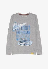 Lemon Beret - TEEN BOYS - T-shirt à manches longues - grey melange - 2