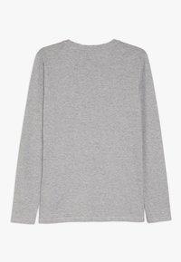 Lemon Beret - TEEN BOYS - T-shirt à manches longues - grey melange - 1