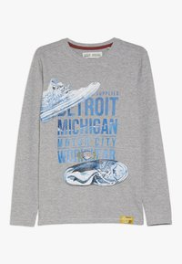 Lemon Beret - TEEN BOYS - T-shirt à manches longues - grey melange - 0