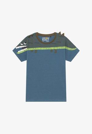 SMALL BOYS - T-shirt imprimé - blue heaven