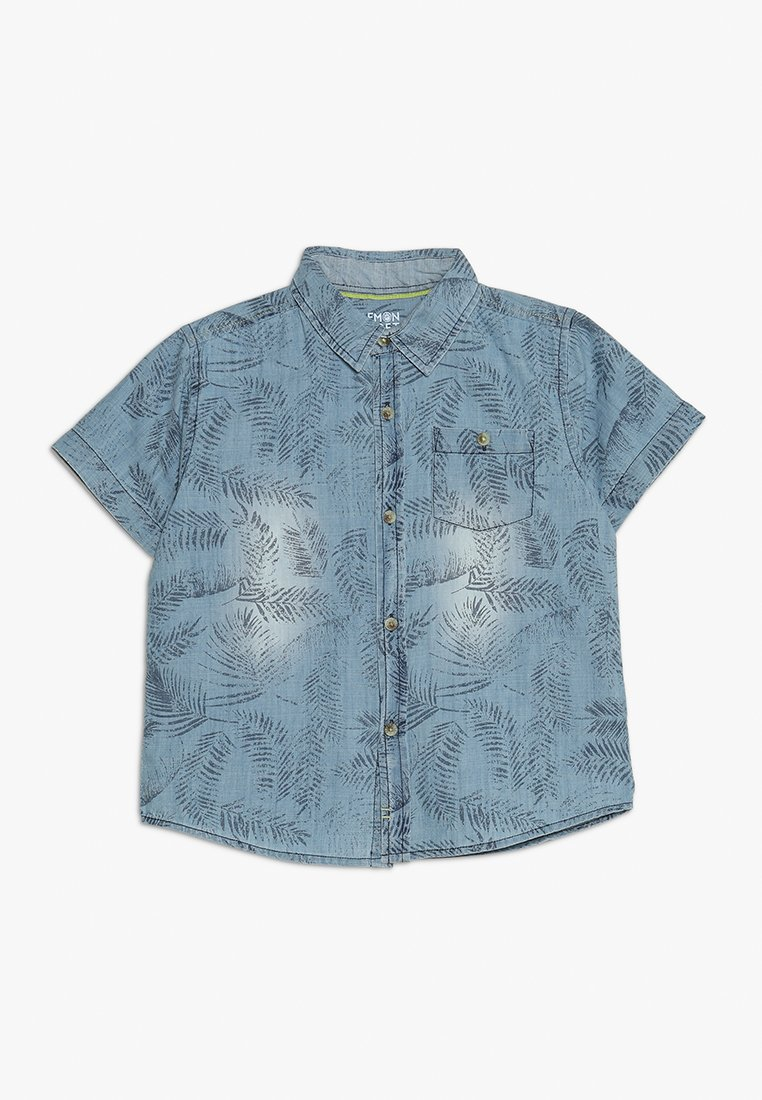 Lemon Beret - SMALL BOYS - Camicia - blue denim