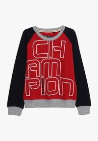 Lemon Beret - SMALL BOYS  - Sweatshirt - ribbon red - 0