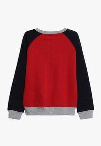 Lemon Beret - SMALL BOYS  - Sweatshirt - ribbon red - 1