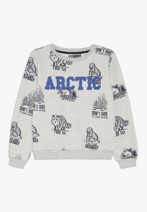 SMALL BOYS - Sweatshirt - grey melange
