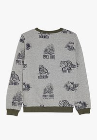 Lemon Beret - SMALL BOYS - Sweater - olive night - 1