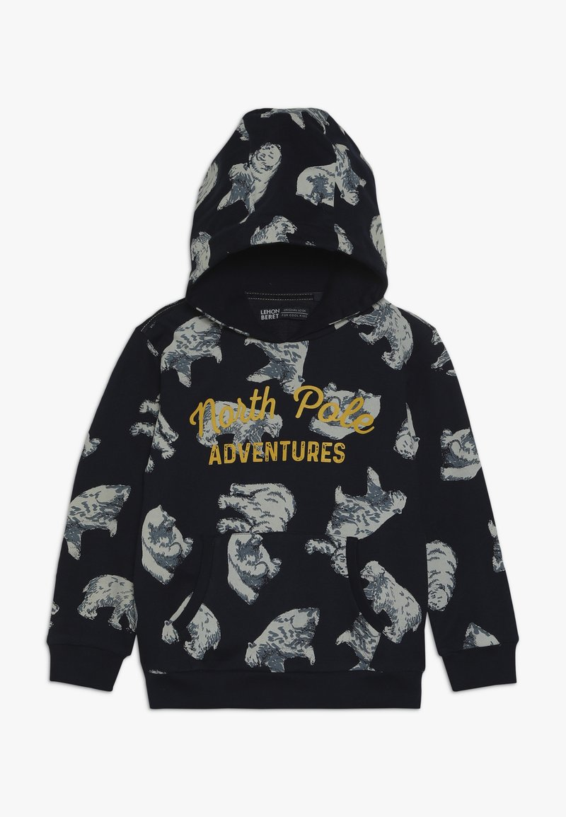 Lemon Beret - SMALL BOYS - Hoodie - navy blazer
