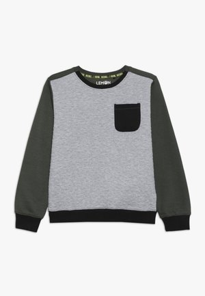TEEN BOYS - Sweater - dark grey melange