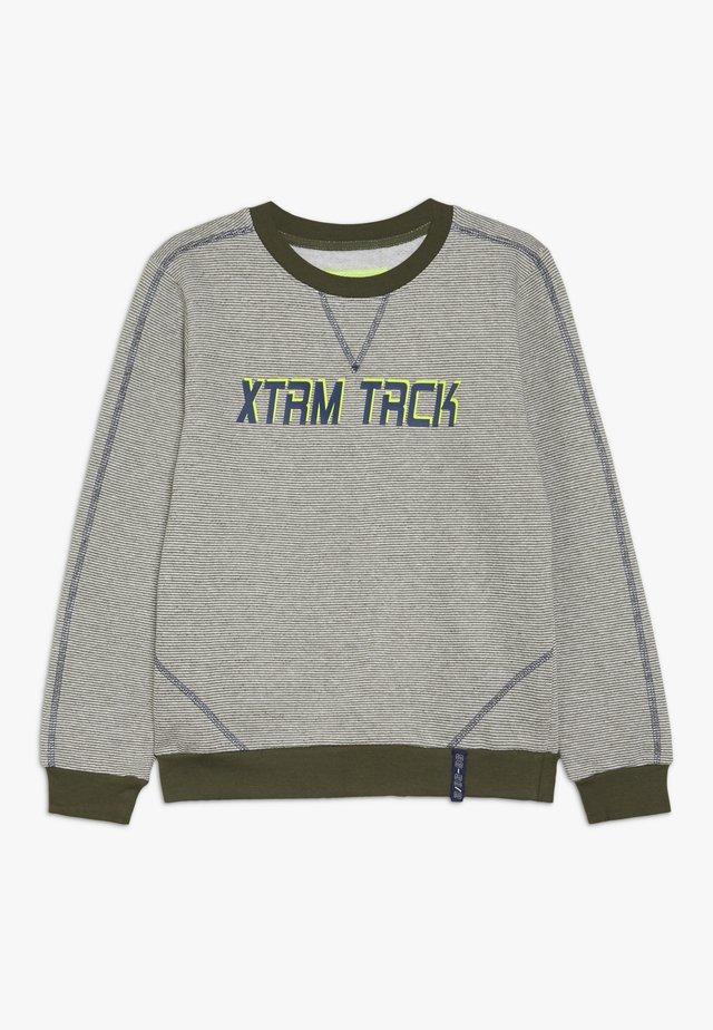 TEEN BOYS - Sweatshirt - olive night
