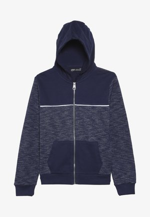TEEN BOYS CARDIGAN - Sweatjacke - medieval blue