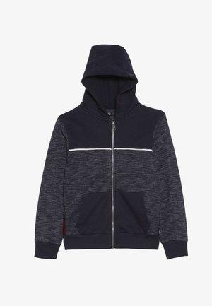 TEEN BOYS CARDIGAN - veste en sweat zippée - navy blazer