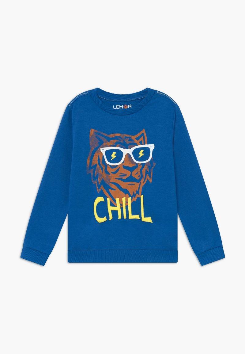 Lemon Beret - SMALL BOYS  - Sweatshirt - princess blue