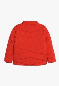 Lemon Beret - SMALL BOYS JACKET - Winter jacket - neon orange - 2