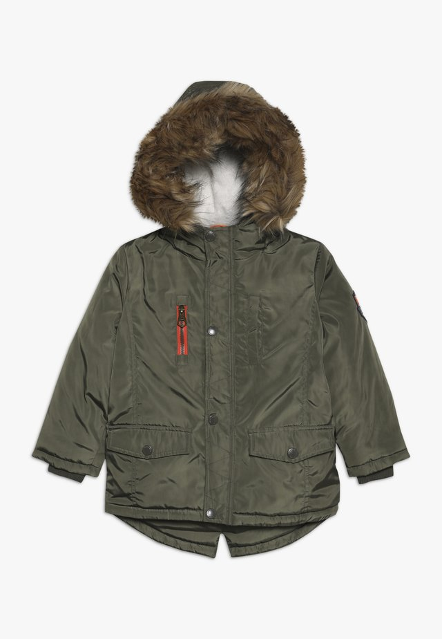 SMALL BOYS JACKET - Winterjas - olive night