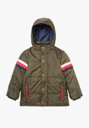 SMALL BOYS JACKET - Winter jacket - olive night
