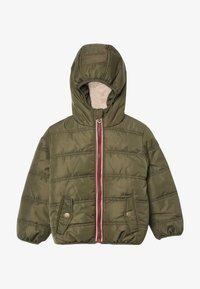 Lemon Beret - SMALL BOYS JACKET - Winter jacket - kaki - 2