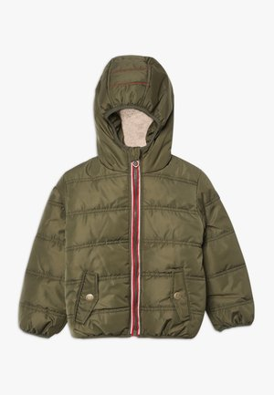 SMALL BOYS JACKET - Winterjas - kaki