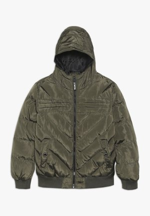 TEEN BOYS JACKET - Winter jacket - kaki