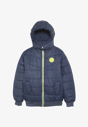 TEEN BOYS JACKET - Winter jacket - navy blazer