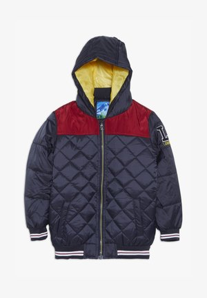 SMALL BOYS JACKET - Zimní bunda - dress blues