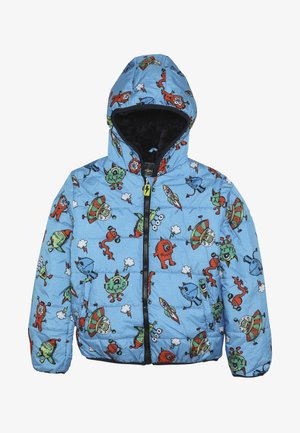 SMALL BOYS JACKET - Winter jacket - swedish blue