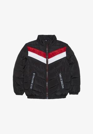 SMALL BOYS JACKET - Winter jacket - black