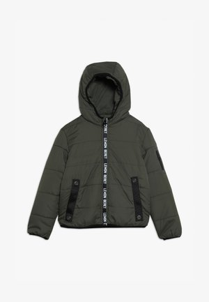 SMALL BOYS JACKET - Winter jacket - olive night