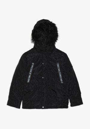 TEEN BOYS JACKET - Veste d'hiver - black