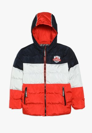 SMALL BOYS JACKET - Winterjas - tangerine tango