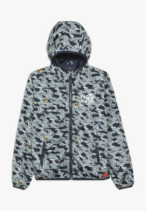 TEEN BOYS JACKET  - Light jacket - light blue
