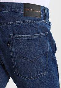 Levi's® Line 8 - LINE 8 512 SLIM TAPER - Slim fit jeans - fences - 4