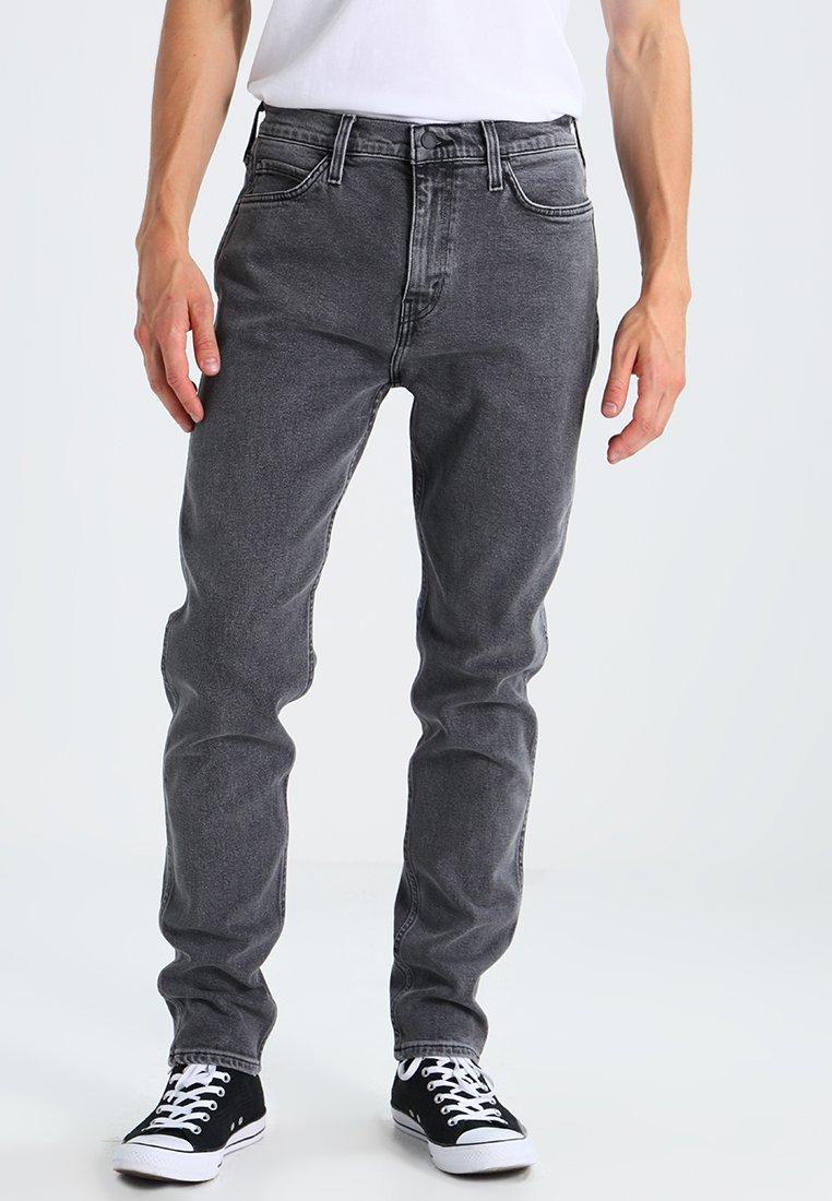 Levi's® Line 8 - 512 SLIM TAPER - Vaqueros slim fit - grey denim