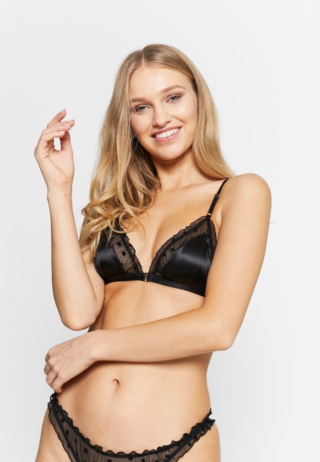 BRA SAVENAY - Triangel BH - black