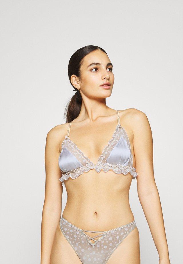 BRA ORIANE - Triangel BH - nude/white