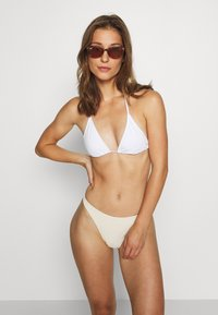 Le Petit Trou - BOTTOM SABLE - Bikini bottoms - nude - 1