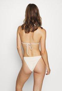 Le Petit Trou - BOTTOM SABLE - Bikini bottoms - nude - 2