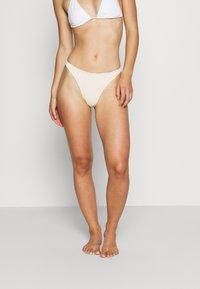 Le Petit Trou - BOTTOM SABLE - Bikini bottoms - nude - 0