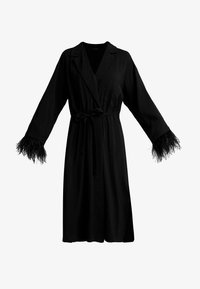 Le Petit Trou - ROBE LUXURE - Dressing gown - black - 4