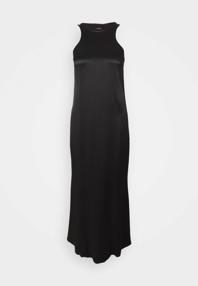 DRESS MELUN - Nattlinne - black
