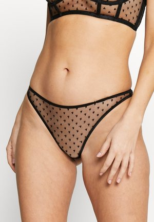 BRIEFS SUZE - Slip - black