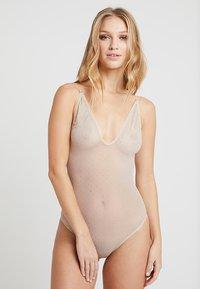Le Petit Trou - BODYSUIT CHARME - Body - nude - 1