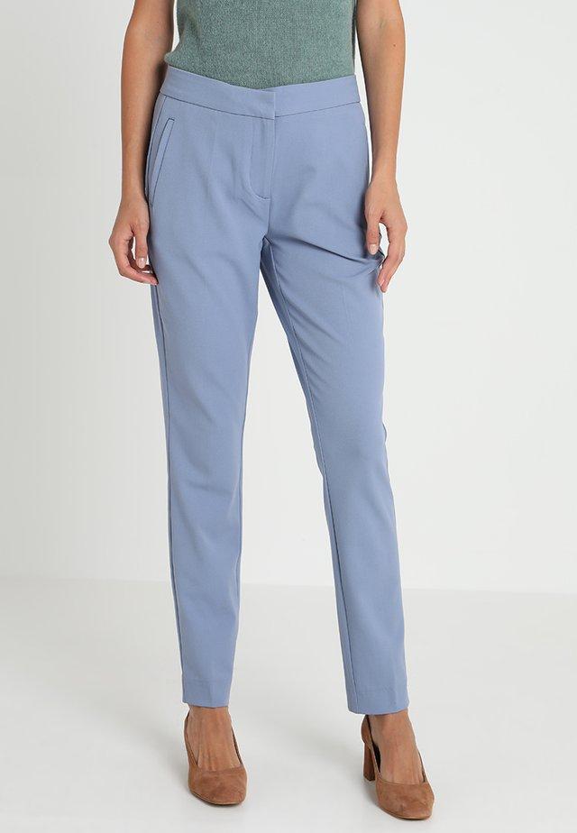 ALFA - Pantalones - dove blue